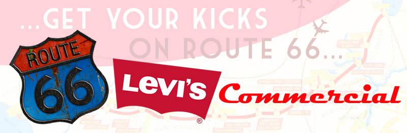 Clover     Route 66 Levi's Commercial